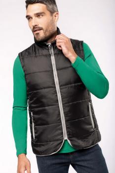 Pánská prošívaná vesta Quilted Bodywarmer - zvětšit obrázek