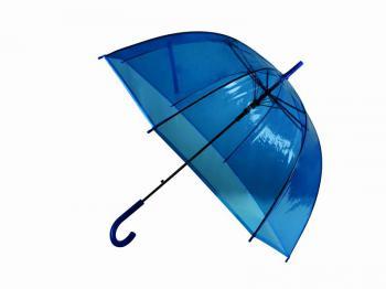 Průhledný deštník