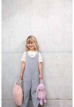 Malý recyklovaný batoh se šňůrkou - Dětská velikost