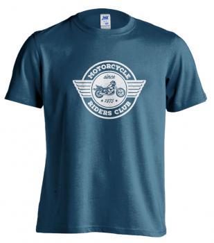 Pánské tričko - MOTORCYCLE RIDERS CLUB