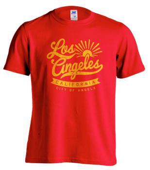 Pánské tričko - Los Angeles CALIFORNIA