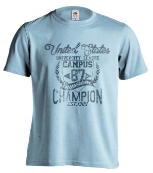 Pánské tričko - CAMPUS 87 CHAMPION