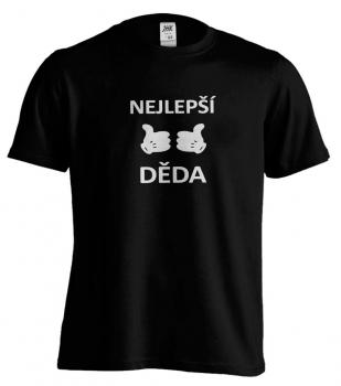 Pánské tričko - NEJLEPŠÍ DĚDA
