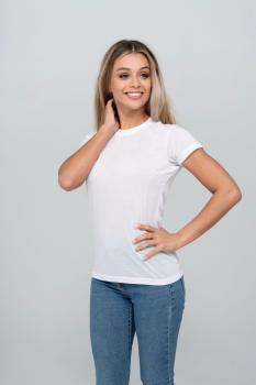 Dámské tričko na sublimaci